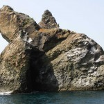 Карадаг скала Лев