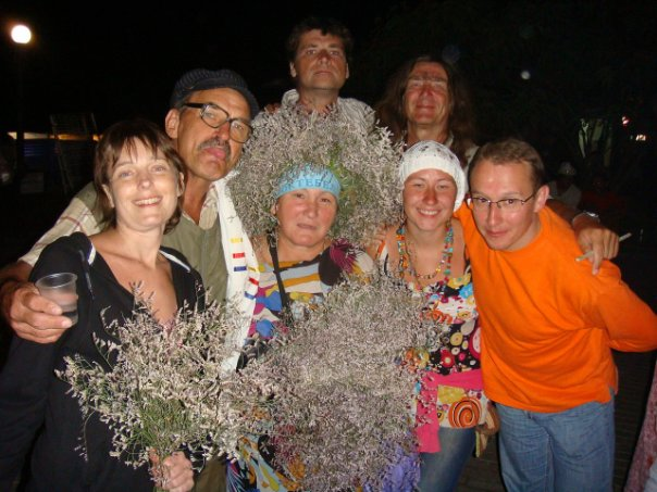 Ебун трава, Богема Коктебеля, звёзды Коктебеля, творчество в Коктебеле,