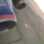 Самолет Аэрофлота произвел аварийную посадку в Симферополе
