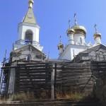 Коктебель строит православный храм…