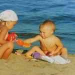 Тихая бухта наших детей